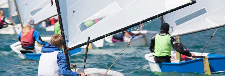 Bases avec loisirs nautiques en France